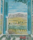 Arcadian Window, Morning