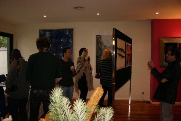 Exhibition In Melbourne