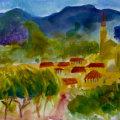 Tuscan Dusk