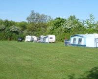 Caravans and awnings