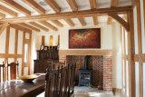 Tudor Dinning Room Commission