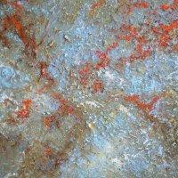 Heavenly Drift  - Acrylic and oil