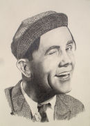 Norman Wisdom. SOLD
