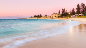 A Late Spring Evening at Cottesloe Beach Landscape Photography Print