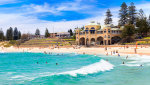 A Sunny Day at Cottesloe Beach Photo by Michael Willis Photography
