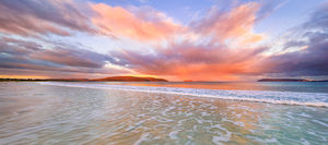 Albany Sunset at Middleton Beach Landscape Photography Print