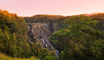 Barron Falls at Sunrise