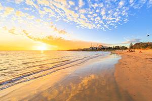 Bathers Beach, Fremantle Landscape Photography Print