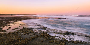 Blue Holes Sunrise, Kalbarri Landscape Photography Print