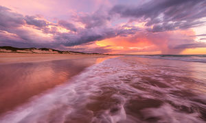 Broome Sunset Landscape Photography Print