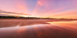 Cable Beach at Sunrise Landscape Photography Print