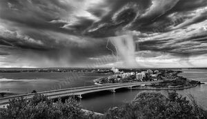 Cloudburst Landscape Photography Print