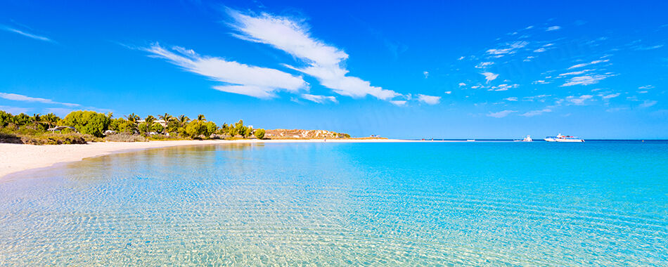 Coral Bay 2 Landscape Photography Print
