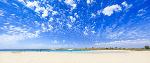 Coral Bay Beach Landscape Photography Print