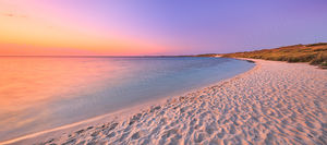 Coral Bay Sunset Landscape Photography Print
