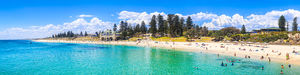 Cottesloe Beach in Summertime Landscape Photography Print