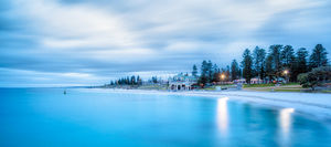 Cottesloe Beach at Dawn Landscape Photography Print