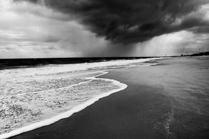 Downpour Landscape Photography Print