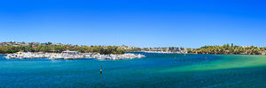 East Fremantle and the Swan River Landscape Photography Print