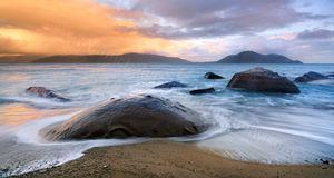 Fitzroy Island Sunrise Landscape Photography Print