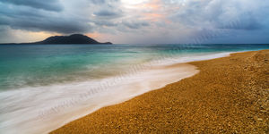Fitzroy Island at Sunset Landscape Photography Print