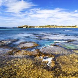Geordie Bay, Rottnest Island