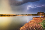 Herdsman Lake Lightning Storm