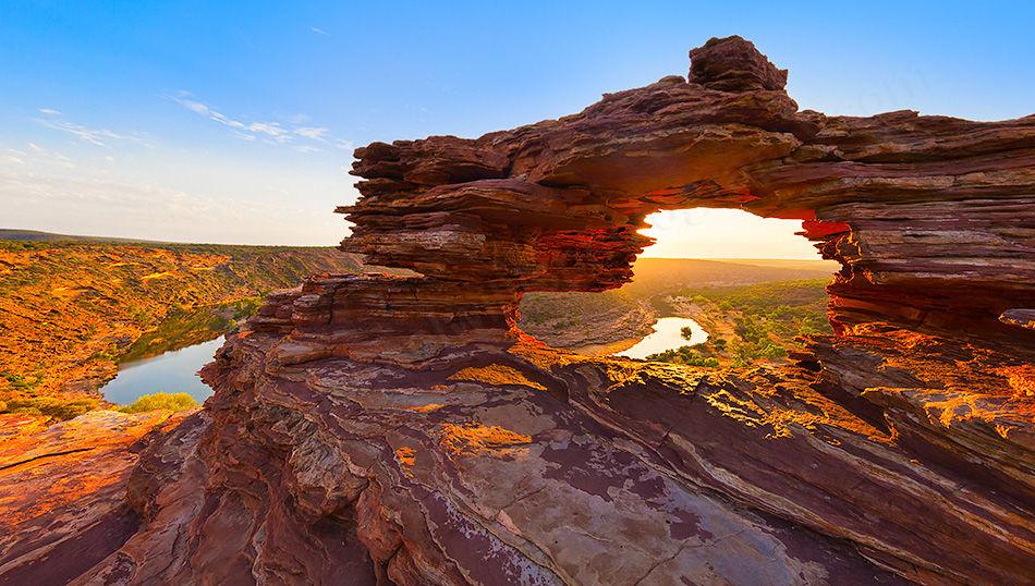 Kalbarri National Park Landscape Photography Print