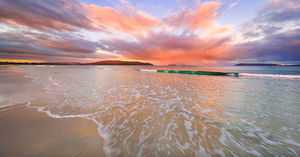 Middleton Beach Sunset, Albany Landscape Photography Print