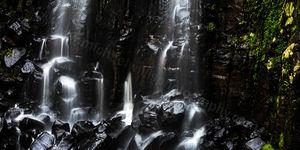 Mungalli Falls Landscape Photography Print