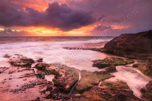 North Cottesloe Winter Light Landscape Photography Print