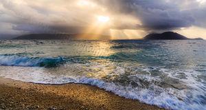 Nudey Beach, Fitzroy Island Landscape Photography Print