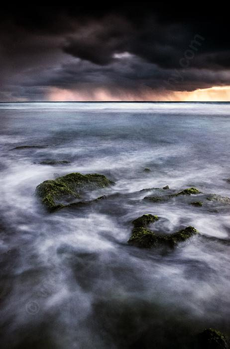 Perth Landscape Photography Prints Ocean Rain