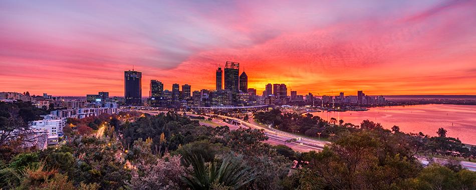 Perth Landscape Photography Prints: Michael Willis: Perth