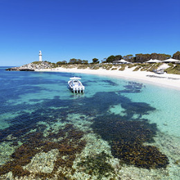 Pinky Beach, Rottnest Island Photo by Michael Willis Photography