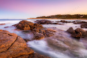 Prevelly Beach Dawn, Margaret River Landscape Photography Print