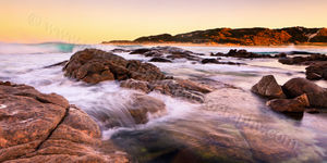 Prevelly Beach Sunrise Landscape Photography Print