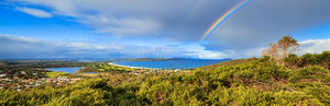 Rainbow Over Middleton Beach, Albany Landscape Photography Print
