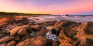 Redgate Beach Sunrise, Margaret River Landscape Photography Print
