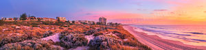 Scarborough Beach Sunset Landscape Photography Print