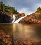 Serpentine Falls Rainbow