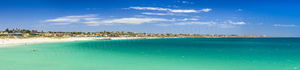 Sorrento Beach Landscape Photography Print
