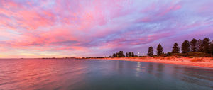South Beach Sunset, Fremantle Landscape Photography Print