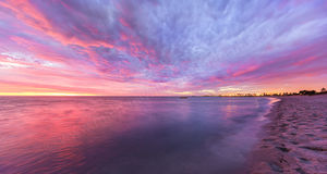 South Fremantle Sunset Landscape Photography Print