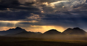 Stirling Range National Park Sunset Landscape Photography Print