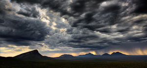 Stirling Range Storm Landscape Photography Print