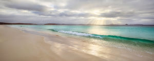 Sun Rays over Goode Beach, Albany Landscape Photography Print