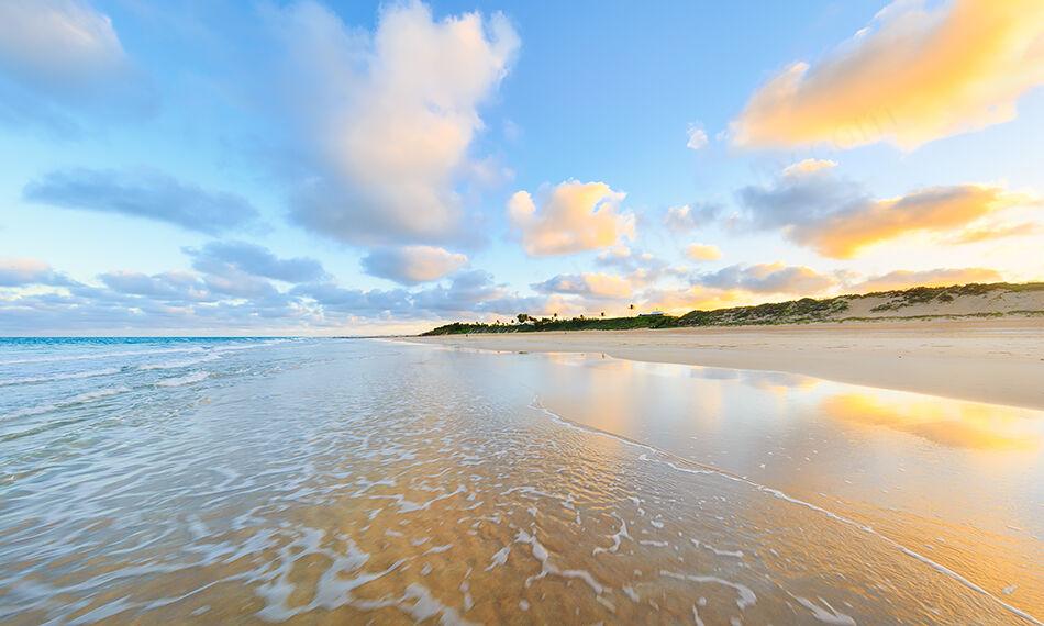 Sunrise at Cable Beach Landscape Photography Print