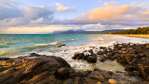 Sunrise at Four Mile Beach, Port Douglas Landscape Photography Print