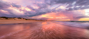 Sunset at Cable Beach, Broome Landscape Photography Print